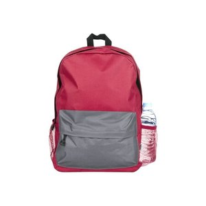NOTEBOOK BACKPACK 15.6IN RED PEAK WITH STORAGE POCKETS