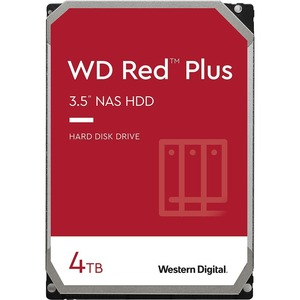 WD Red 4To 64Mo cache SATAIII