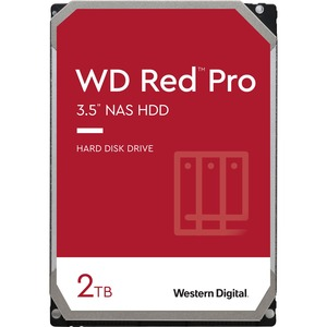 WD Red Pro 2To 64Mo cache SATA 6GB/s 7200T