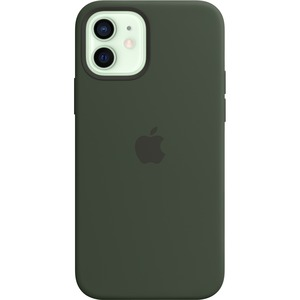 IPHONE 12 PRO SILICONE CASE WITH MAGSAFE - CYPRESS GREEN
