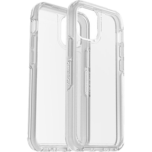 OTTERBOX SYMMETRY CLEAR IPHONE 12 MINI-CLEAR