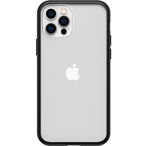 OTTERBOX REACT IPHONE 12/12 PRO BLACK CRYSTAL-CLEAR/BLACK