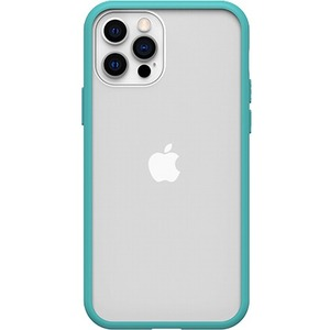 OTTERBOX REACT IPHONE 12 / 12 PRO SEA SPRAY-CLEAR/BLUE