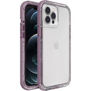 LIFEPROOF NEXT IPHONE 12 PRO MAX NAPA-CLEAR/PURPLE