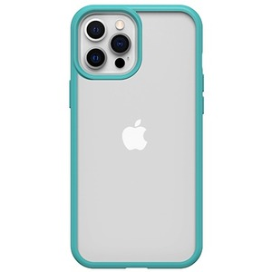 OTTERBOX REACT IPHONE 12 PRO MAX SEA SPRAY-CLEAR/BLUE