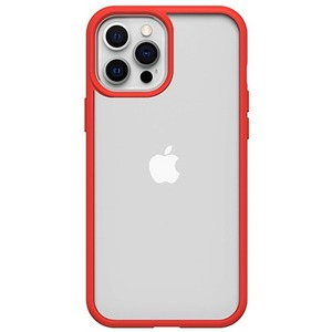 OTTERBOX REACT IPHONE 12 PRO MAX POWER RED-CLEAR/RED