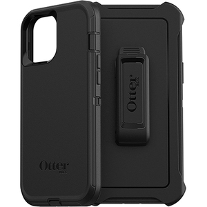 OTTERBOX DEFENDER IPHONE 12 PRO MAX BLACK-PROPACK