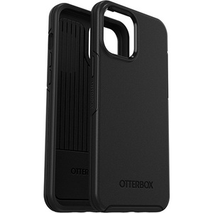 OTTERBOX SYMMETRY IPHONE 12 PRO MAX BLACK-PROPACK