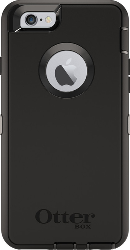 OTTERBOX DEFENDER BLACK IPHONE 6/6S