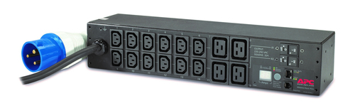 RACK PDU METERED 2U 32A 230V 12 C13S AND 4 C19S IN IN
