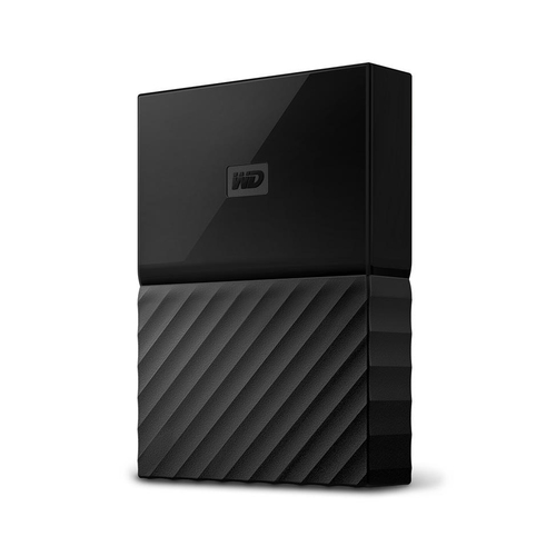 MYPASSPORT 2TB BLACK - FOR PS 4 2.5 IN USB 3.0                   IN