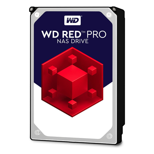 WD Red 6To NAS Pro SATA 6GB/s 256Mo
