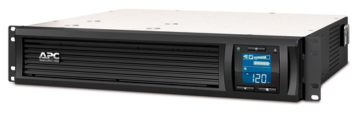 APC SMART-UPS C 1500VA LCD RM 2U 230V WITH SMARTCONNECT IN