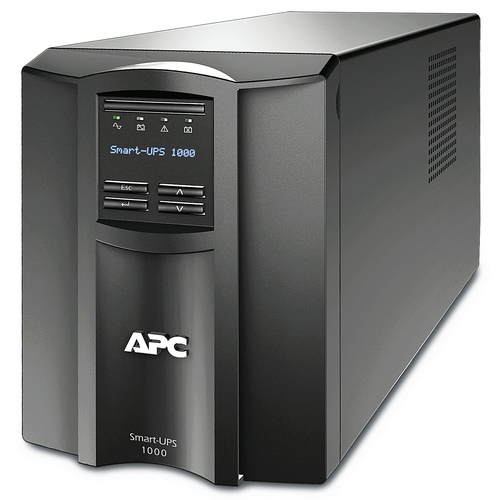 APC SMART-UPS 1000VA LCD 230V WITH SMARTCONNECT IN