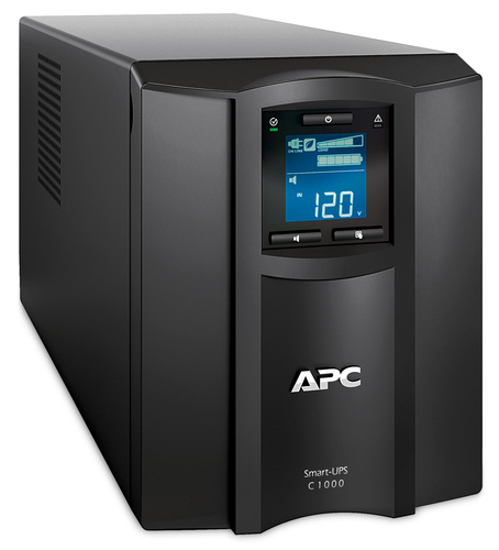 APC SMART-UPS C 1000VA LCD 230V WITH SMARTCONNECT IN IN