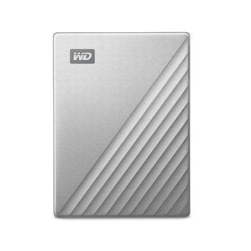 MY PASSPORT ULTRA 4TB FOR MAC SILVER - 2.5IN USB 3.0           IN