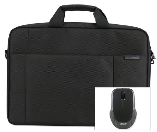 OPTION PACK 15.6IN CARE BASIC A CARRYING CASE + MOUSE