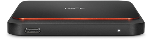 LACIE PORTABLE SSD 500GB 2.5IN USB3.1 TYPE-C