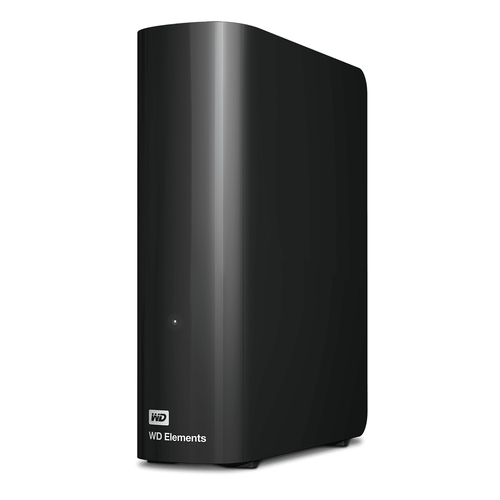 ELEMENTS BLACK 12TB 3.5IN USB 3.0/2.0                      IN