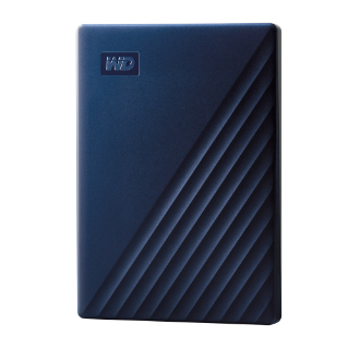 MY PASSPORT 2TB FOR MAC MIDN BLUE 2.5IN USB 3.0          IN