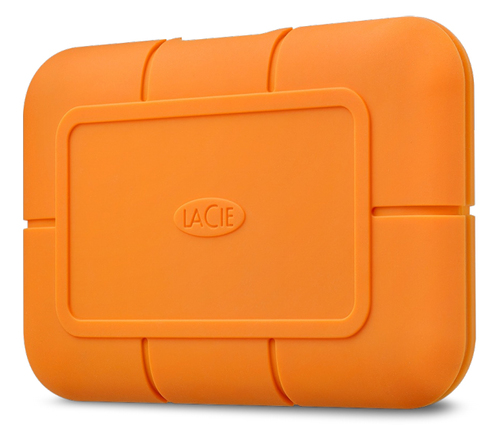 LACIE RUGGED SSD 500GB 2.5IN USB3.1 TYPE-C              IN