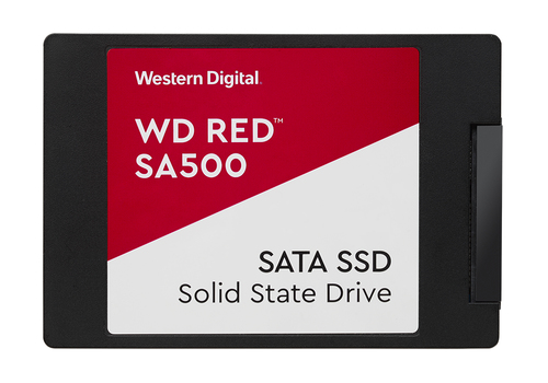 RED SSD 2TB 2.5IN 7MM 3D NAND SATA 6GB/S