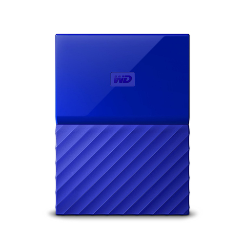 WD MYPASSPORT 2TB BLUE EXCLUSIVE - 2.5IN USB 3.0        IN