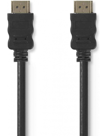 CABLE HDMI 10M HIGH SPEED
