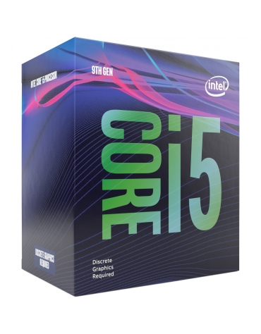 CORE I5-9400F 2.90GHZ SKT1151 9MB CACHE BOXED          IN