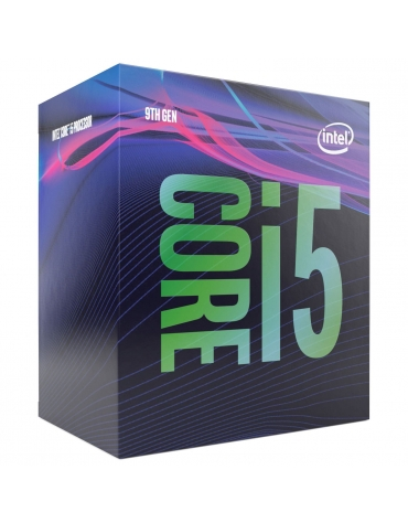 CORE I5-9600 3.10GHZ SKT1151 9MB CACHE BOXED          IN