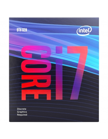 CORE I7-9700F 3.00GHZ SKT1151 12MB CACHE BOXED         IN