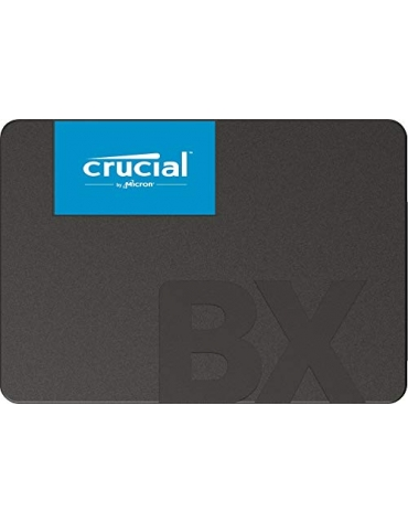 CRUCIAL BX500 2TB SSD 2.5IN SSD SATA