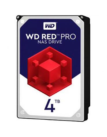 WD Red Pro 4To 128Mo cache SATA 6GB/s 7200T