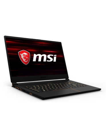 "MSI GS65 8RE Ste Thin 201FR i7-8750/15.6""/8G/256G/1060/W10"