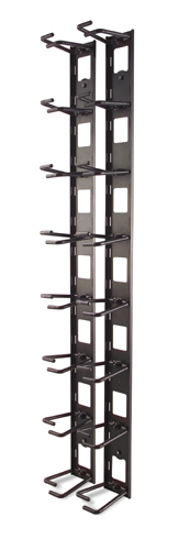 VERTICAL CABLE ORGANIZER F/ NETSHELTER VX CHANNEL