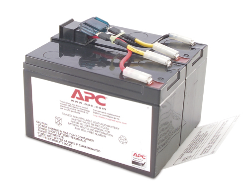 APC REPLACEMENT BATTERY CARTRIDGE FOR BACKUPS PRO 48